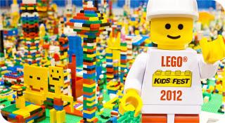 Win 2 Tickets to LEGO KidsFest In Austin Texas