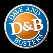 Dave & Buster's Free Play On Five New Games