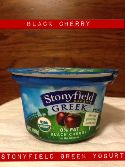 Stonyfield Greek Yogurt New Flavors! #StonyfieldGreek