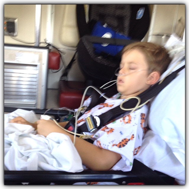 Gunner's Battle With Leukemia – Part 2 #TeamGunner