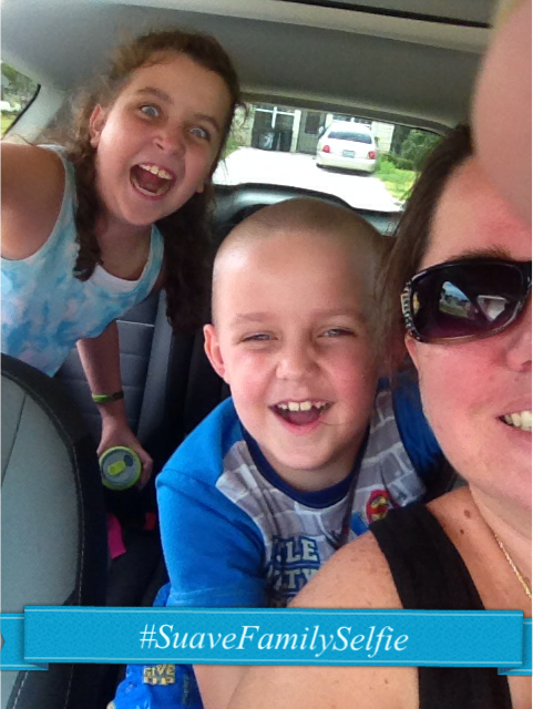 Suave Family Selfie Sweepstakes & $1 Off Coupon #SuaveFamilySelfie