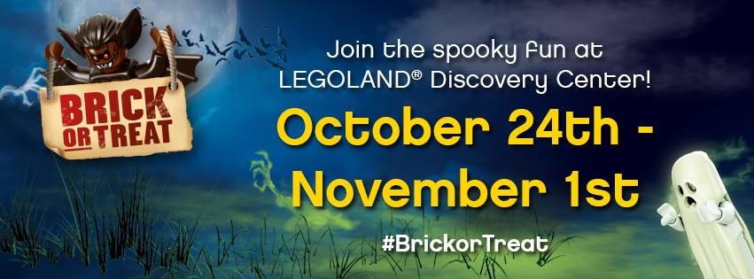 Legoland Brick-Or-Treat