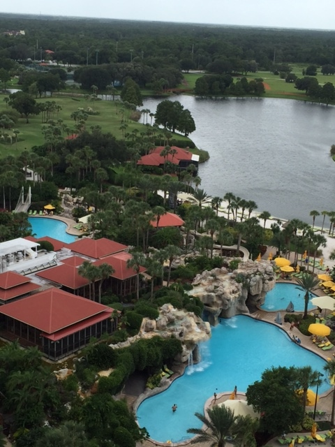 Hyatt Regency Grand Cypress 2