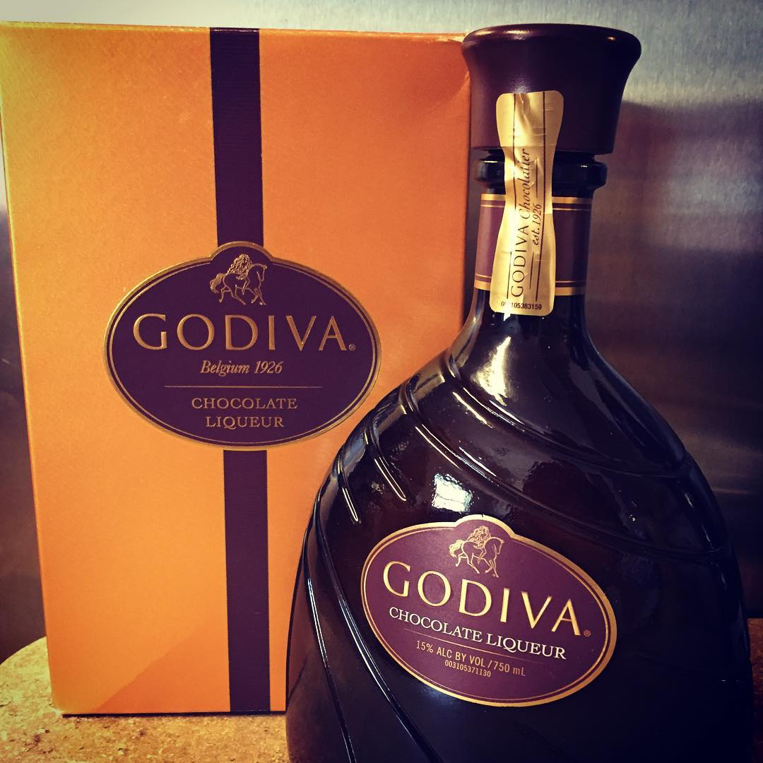 Seductive Godiva Chocolate Strawberry Shooter - Just Marla