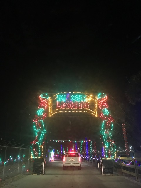 race right on over to the daytona international speedway magic of lights holiday display the epicenter of the motorsports world has been transformed into a