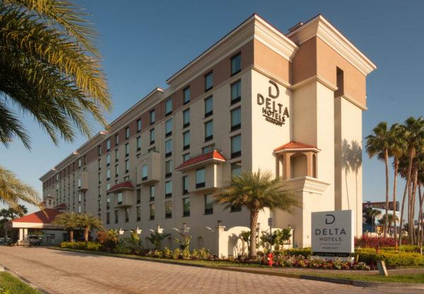 Delta Marriott Disney World Hotel