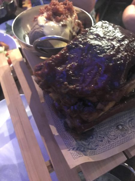 Planet Hollywood Ribs