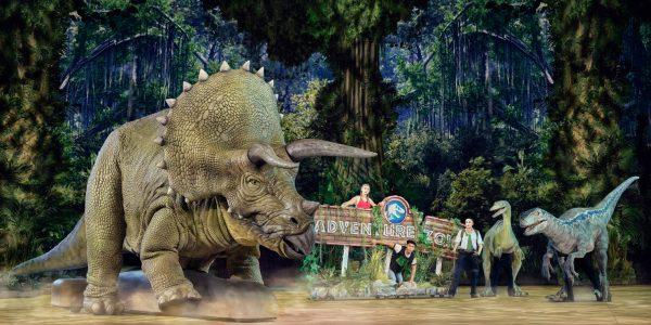 triceratops Jurrasic