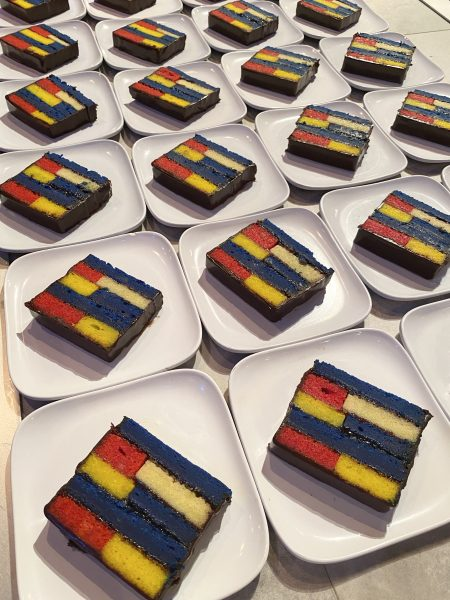 Almond Frangipane Cake