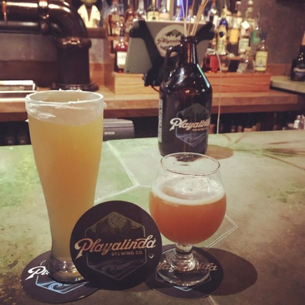 Playalinda Brewing Company Brix Project Beer