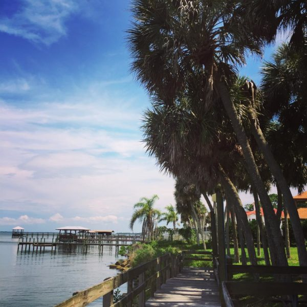 Titusville Florida Waterfront